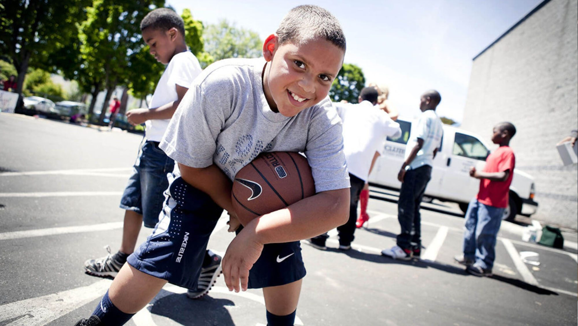Boys & Girls Club basketball keeps kids productive