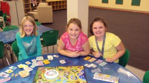 kids learn by playing - looks like fun