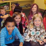 pre-k kids learning, growing